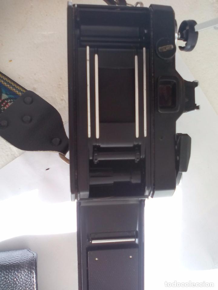 Cámara de fotos: Fujica AZ-1. Objetivo Fujinon 1:18. F= 55 mm. Con su funda. Cámara fotográfica. - Foto 11 - 80081577