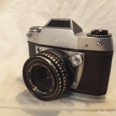 Cámara de fotos: EXA 500 DE 1966. Lote 82791416