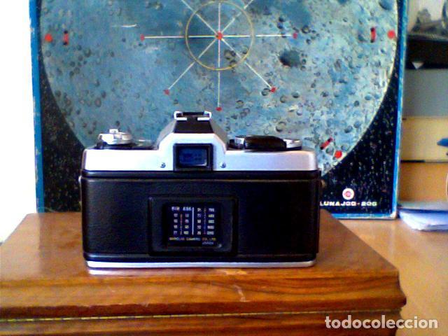 Cámara de fotos: CAMARA FOTOGRAFICA REFLEX MINOLTA XG2 CON ADAPTADOR TELESCOPIO - Foto 3 - 83578856
