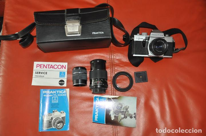 Praktica super tl pentacon mm slr camera c