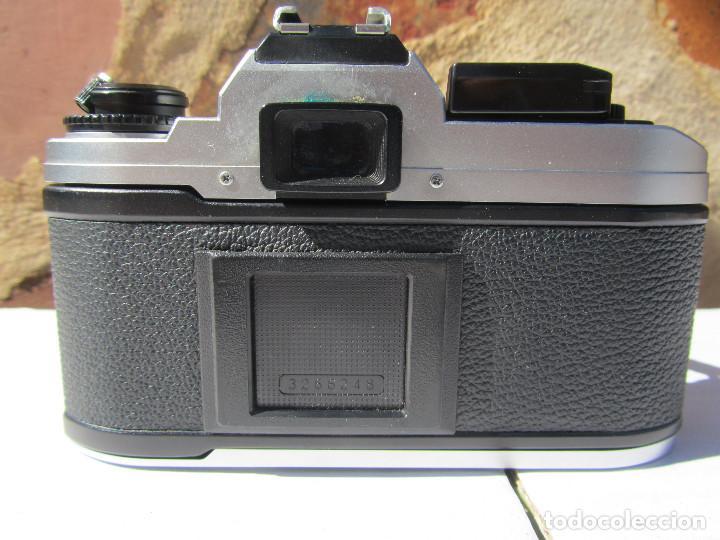 Cámara de fotos: NIKON FG-20. 50mm. 1:1,8 - Foto 2 - 85436980