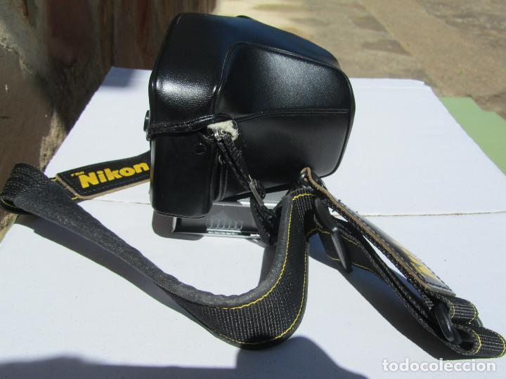 Cámara de fotos: NIKON FG-20. 50mm. 1:1,8 - Foto 9 - 85436980