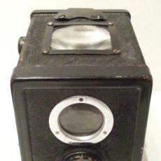 Cámara de fotos: CAMARA FOTOGRAFICA ANTIGUA ENSIGN FUL-VUE. PRIMER MODELO, DE 1939. MADE IN ENGLAND.. Lote 87057096