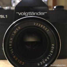 Cámara de fotos: VOIGTLANDER VSL1 . Lote 87400944