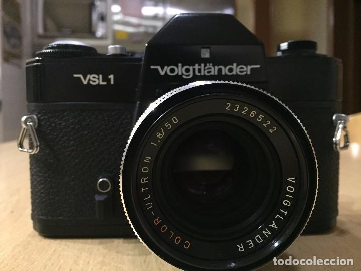 Cámara de fotos: Voigtlander VSL1 - Foto 2 - 87400944