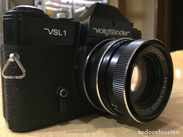 Cámara de fotos: Voigtlander VSL1 - Foto 3 - 87400944