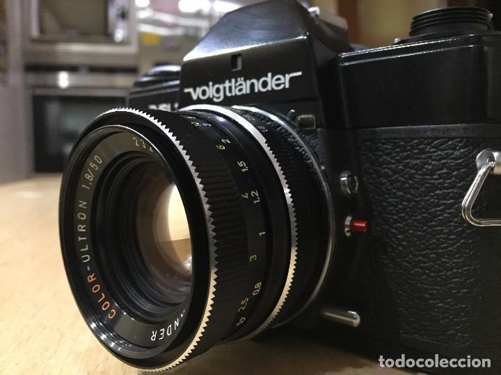 Cámara de fotos: Voigtlander VSL1 - Foto 4 - 87400944