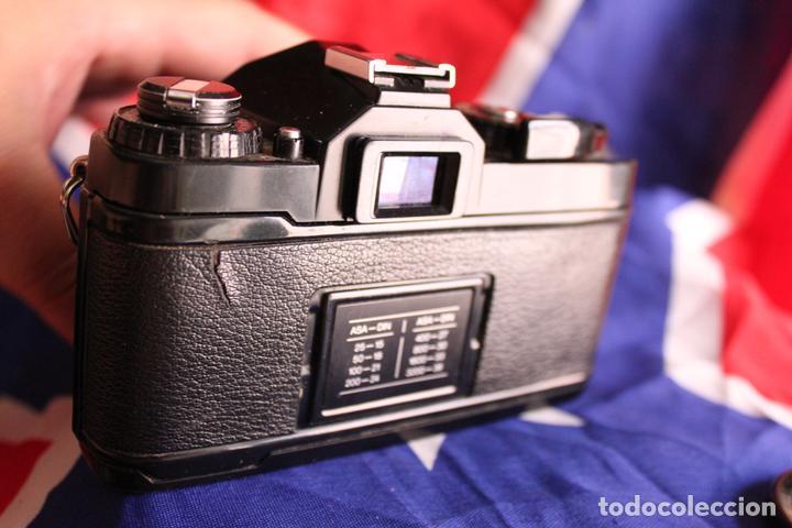Cámara de fotos: Cámara Chinon CE-4 + Objetivo 50mm 1:1,9 - Foto 3 - 89734712