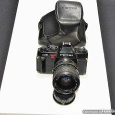 Cámara de fotos: CAMARA REFLEX PETRI-K GX-5 35/70 CON FUNDA. Lote 91446460