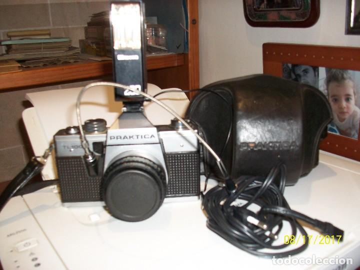CAMARA PRAKTICA SUPER TL 1000 (Cámaras Fotográficas - Réflex (no autofoco))