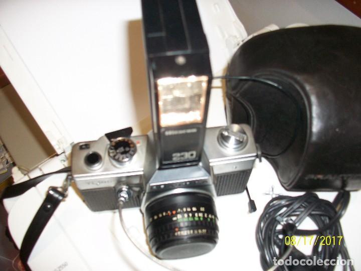 Cámara de fotos: CAMARA PRAKTICA SUPER TL 1000 - Foto 2 - 95710143