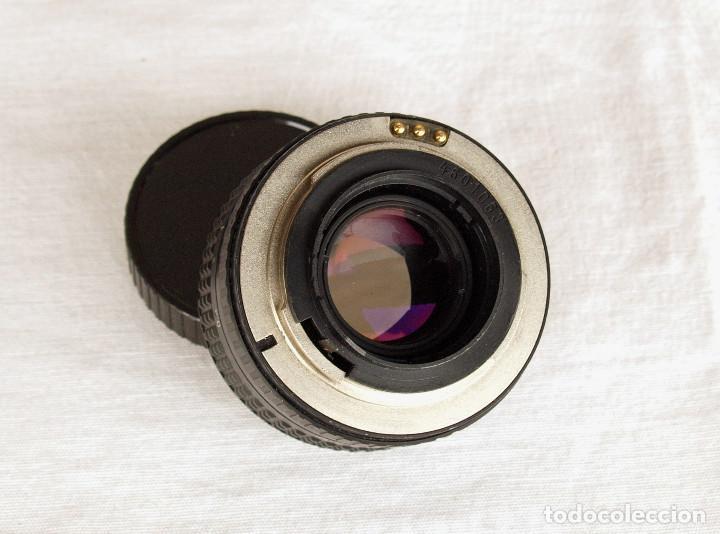 Cámara de fotos: *1983* • Pentacon Praktica B100 SLR Obj. f1.8 50mm + Obj. Macro-Zoom 35-70 mm • PROBADA / MALETÍN - Foto 9 - 95778055
