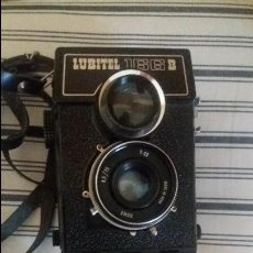 Cámara de fotos: CÁMARA LOMO LUBITEL 166 B INCLUYE MANUAL - URSS, RUSA.. Lote 99282663