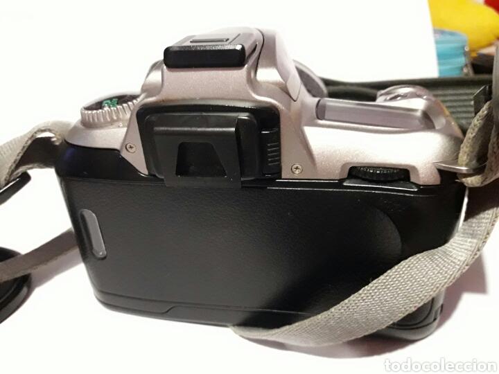 Cámara de fotos: Cámara antigua Nikon F55 con objetivo Nikon AF - Foto 4 - 161672406