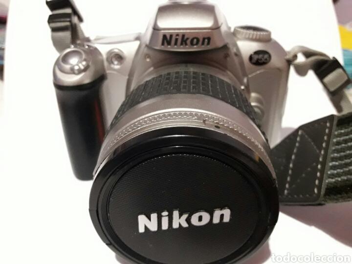 Cámara de fotos: Cámara antigua Nikon F55 con objetivo Nikon AF - Foto 8 - 161672406