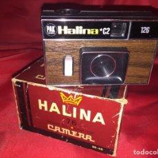 Cámara de fotos: CÁMARA DE FOTOS HALINA C2 - PERFECTO ESTADO. Lote 100037111