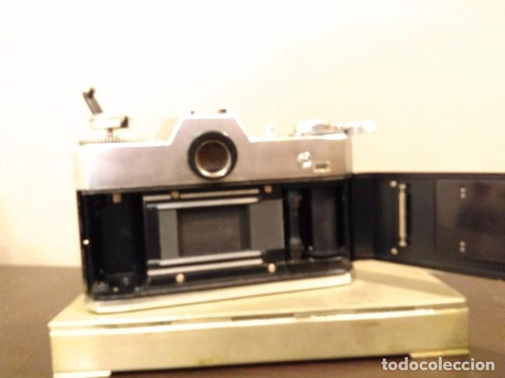 Cámara de fotos: CAMARA ZEISS IKON - ICAREX 35S - TM - Foto 12 - 100657735