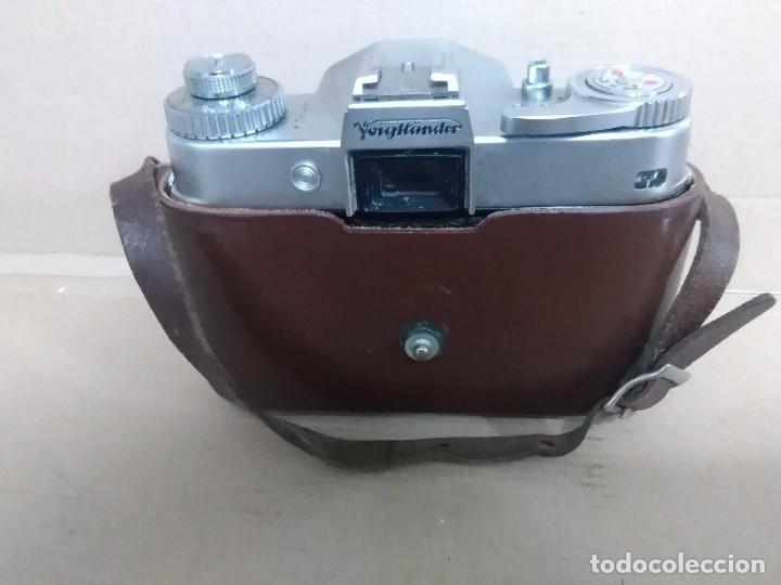 Cámara de fotos: Voigtlander maquina de fotos - Foto 2 - 101172507