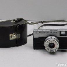 Cámara de fotos: ANTIGUA CÁMARA FOTOGRÁFICA SMENA RAPID LOMO FUNDA BUEN ESTADO RUSIA USSR. Lote 102478935