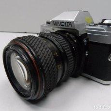 Cámara de fotos: ANTIGUA MINOLTA X-300 S + OBJETIVO 28 - 70 MM /1:35- 4.5 TOKINA SD JAPON. Lote 102553467