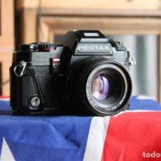 Cámara de fotos - Pentax Program A + Objetivo Chinon 50mm 1:1,9 - 103498079
