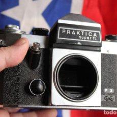 Cámara de fotos: CUERPO PRAKTICA SUPER TL+ FUNDA. Lote 103501579
