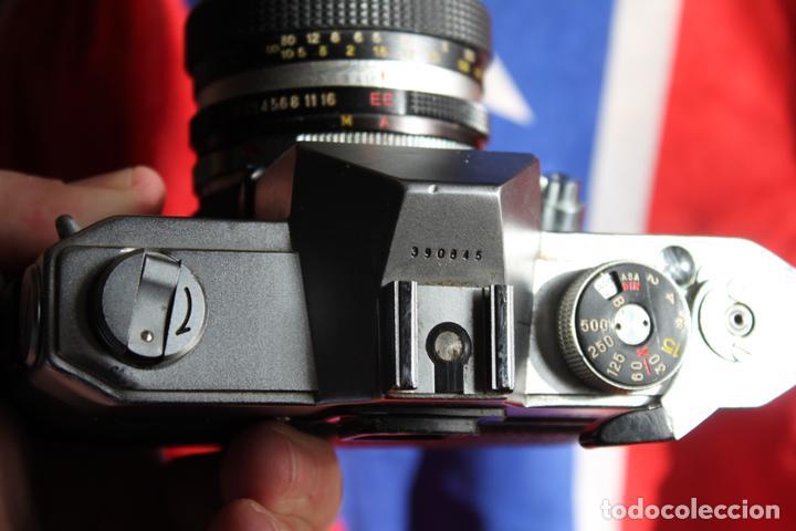 Cámara de fotos: Cámara Petri FT EE + 55mm 1:1,8 - Foto 2 - 103538483
