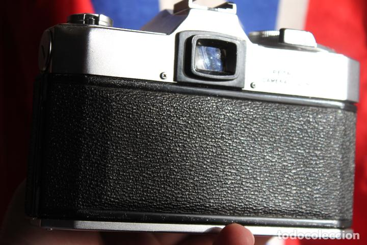 Cámara de fotos: Cámara Petri FT EE + 55mm 1:1,8 - Foto 3 - 103538483