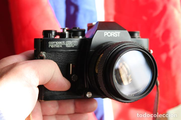 PORST SP + 50MM 1:1,8 (42MM) (Cámaras Fotográficas - Réflex (no autofoco))