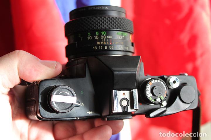 Cámara de fotos: Porst SP + 50mm 1:1,8 (42mm) - Foto 2 - 103539967