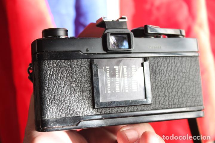 Cámara de fotos: Porst SP + 50mm 1:1,8 (42mm) - Foto 3 - 103539967
