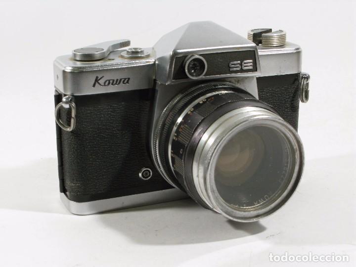 CAMAR KOWA SE (Cámaras Fotográficas - Réflex (no autofoco))
