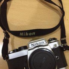 Cámara de fotos: NIKON FE . Lote 104400911