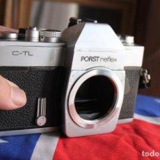 Cámara de fotos: CUERPO PORST C-TL(COSINA HI LITE) + CORREA HAMA. Lote 105101451