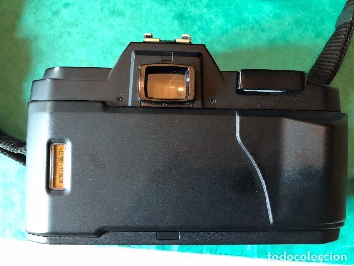 Cámara de fotos: Cuerpo cámara Pentax P30N 35mm FUNCIONAL + manuales + funda - Foto 3 - 105354007