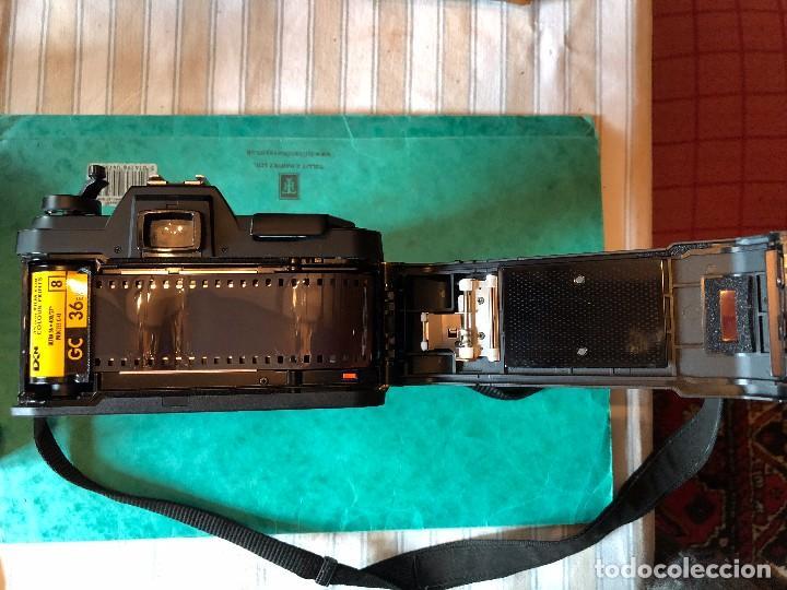 Cámara de fotos: Cuerpo cámara Pentax P30N 35mm FUNCIONAL + manuales + funda - Foto 4 - 105354007