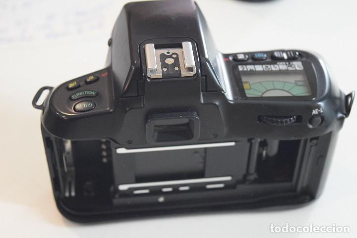Cámara de fotos: NIKON F 70 PARA PIEZAS - Foto 2 - 107085659