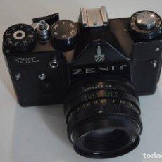 Cámara de fotos: ZENITH TTL, JUEGOS OLIMPICOS. CON 58 F/ 2.. Lote 107086035