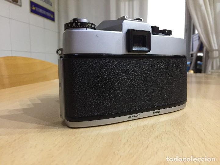 Cámara de fotos: LEICAFLEX SL CON OBJETIVO TAMRON 135MM F 2.5 - Foto 6 - 108301343