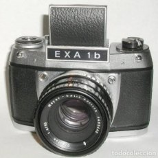 Cámara de fotos: CAMARA EXA 1B DE LA ANTIGUA DDR. Lote 109331339