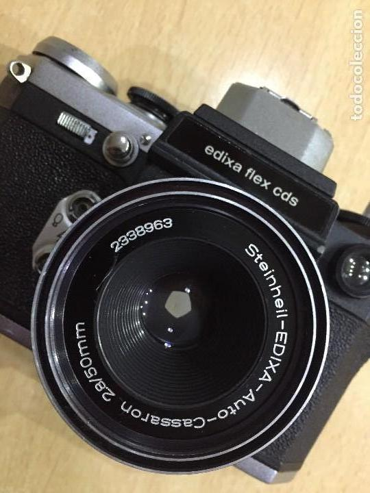 Cámara de fotos: EDIXA FLEX CDS - Foto 2 - 109433203