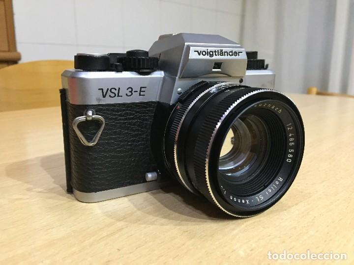 VOIGTLANDER VSL 3- E (Cámaras Fotográficas - Réflex (no autofoco))