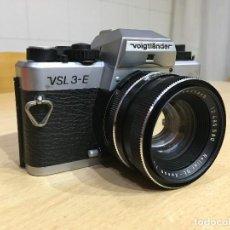Cámara de fotos: VOIGTLANDER VSL 3- E. Lote 109436815
