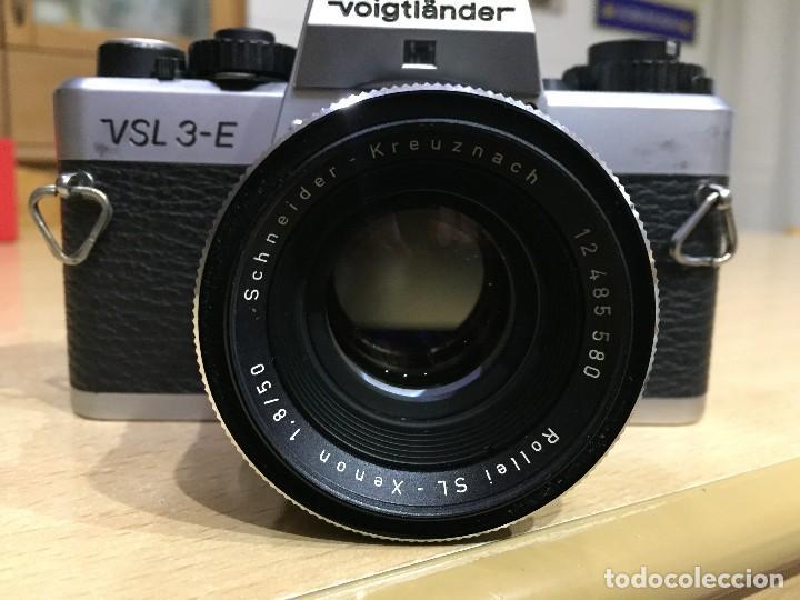 Cámara de fotos: VOIGTLANDER VSL 3- E - Foto 3 - 109436815