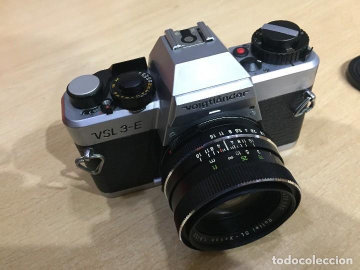 Cámara de fotos: VOIGTLANDER VSL 3- E - Foto 4 - 109436815