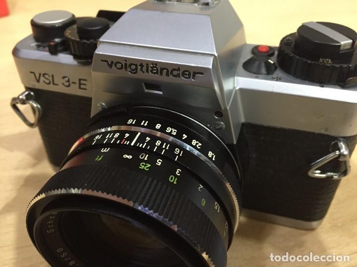 Cámara de fotos: VOIGTLANDER VSL 3- E - Foto 8 - 109436815