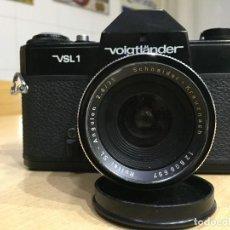 Cámara de fotos: VOIGTLANDER VSL 1. Lote 109437183