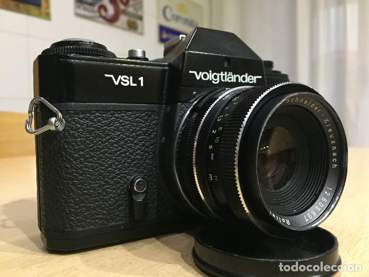 Cámara de fotos: VOIGTLANDER VSL 1 - Foto 2 - 109437183
