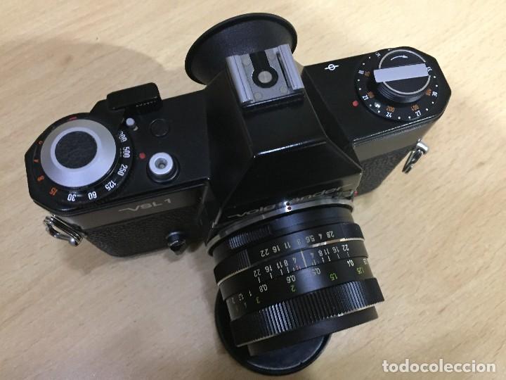 Cámara de fotos: VOIGTLANDER VSL 1 - Foto 3 - 109437183