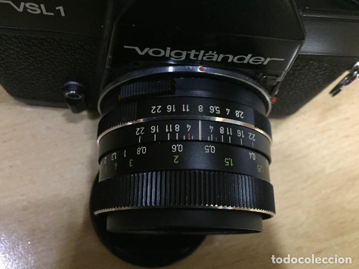 Cámara de fotos: VOIGTLANDER VSL 1 - Foto 4 - 109437183